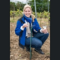 Diana Meyer, Weinprinzessin
