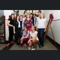 Gruppenfoto bei der Rheinhessen Tour 2014