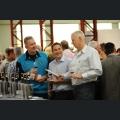 Besucher im Gespräch auf dem Weinforum Rheinhessen