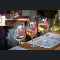 Weinausschank auf dem Ingelheimer Rotweinfest - Weinfest ausgezeichnet