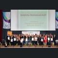 Gruppenfoto Urkundenverleihung Staatsehrenpreis