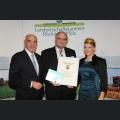 Urkundenverleihung Ehrenpreis der Landwirtschaftskammer Rheinland-Pfalz Weingut Michel-Pfannebecker