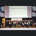 Gruppenfoto Preisträger der Ehrenpreise 2014