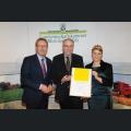 Verleihung der Goldenen Kammerpreismünze an Werner Magmer