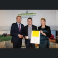 Verleihung der Goldenen Kammerpreismünze an Martin Gundheim