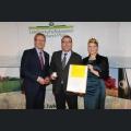 Verleihung der Goldenen Kammerpreismünze an Ernstfried Wennersheimer