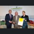 Verleihung der Goldenen Kammerpreismünze an Rolf Dexheimer