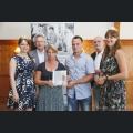 Gutsausschank zum Weinfaesschen, Preistraeger Haus der Besten Schoppen 2015