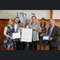 Nieder-Olmer Weinstube, 3. Preis Gastronomiewettbewerb