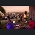 Musikband bei der Nacht der Verführung - Weinfest ausgezeichnet