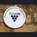 ECOvin Plakette