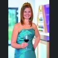 Lisa Schauf, rheinhessische Weinprinzessin 2015/2016