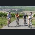 Spaß beim Radfahren