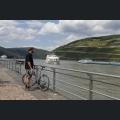Rast am Rhein