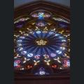 Rosenfenster der Katharinenkirche Oppenheim