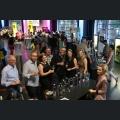 Besucher mit Rheinhessischen Weinmajestäten 2015/2016
