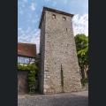 Fleckenmauer Turm am Untertor