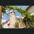 Fleckenmauer Turm am Obertor