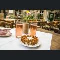 Kulinarik im Schinderhannes Weinstall - Spundekäs und Weinschorle