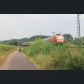 Amiche Radtour - Am Fuße des Roten Hangs